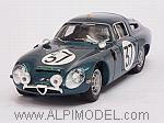 Alfa Romeo TZ1 #37 Le Mans Test 1964 Bussinello - Biscaldi by BEST MODEL