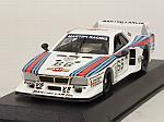 Lancia Beta Monte Carlo Turbo #66 Le Mans1981 Patrese - Ghinzani - Heyer by BEST MODEL