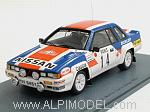 Nissan 240 RS #14 Rally Monte Carlo 1984 by BIZARRE.