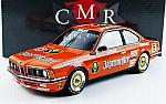 BMW 635 CSi Jagermeister #6 European Champion 1984 H.Stuck by CMR