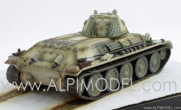 Der Kampfpanzer T34  Panzertaktik