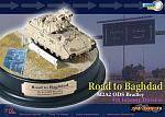 M2A2 ODS Bradley 4th Infantry Division 'Road To Baghdad' by DRAGON ARMOR.