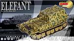 Elefant Sd.Kfz.184 1./S.Pz.Abt.653 1/35 by DRAGON ARMOR.