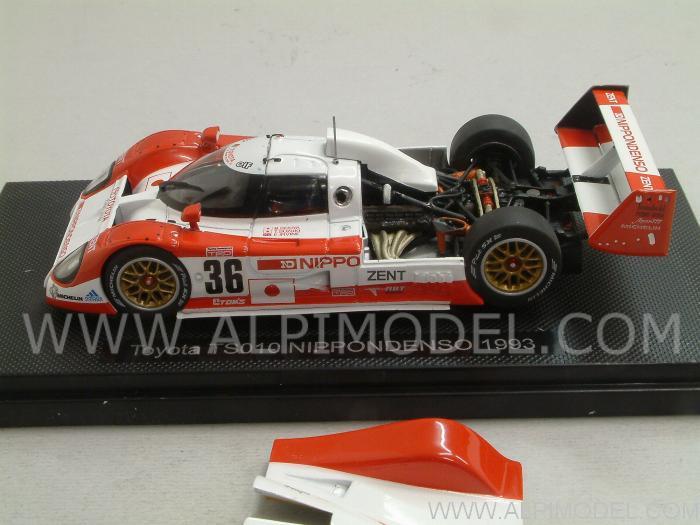 Ebbro Toyota Ts010 36 Le Mans 1993 Sekiya Suzuki