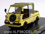 Honda Vamos 4 1970 (Yellow) by EBBRO