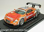 Lexus SC430 #6 Super GT 500 2010 by EBBRO
