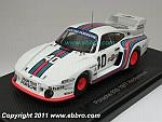 Porsche 935/77 #40 Martini Hockenheim 1977 by EBBRO