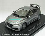 Honda CR-Z Mugen 2010 Gungray by EBBRO