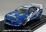 Nissan Skyline GT-R #2 Fuji Champion 1993 by EBBRO