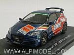 Honda CR-Z Legend Cup 2011 Blue (with decals for N.36/55/100) by EBBRO