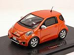 Toyota IQ 2009 (Bronze) by EBBRO