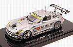 Mercedes SLS #52 Super GT500 2012 Takeuchi - Kurosawa by EBBRO