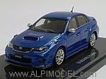 Subaru S206 2011 (Blue Metallic) by EBBRO