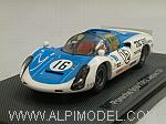 Porsche 910 #16 GP Japan 1969 by EBBRO