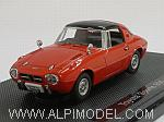 Toyota Sports 800 1965 (Red) by EBBRO