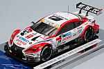 Lexus RC F #39 Winner Super GT 500 2016 Kovalainen - Hirate by EBBRO