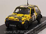 Renault 5 Alpine Equpage Militaire #90 Rally Des Milles Pistes 1978 Siguet - Galy by ELIGOR