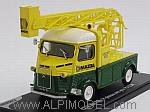 Citroen H with crane Mazda by ELIGOR