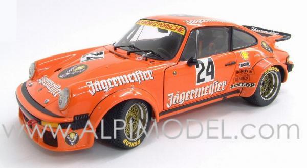 EXOTO Porsche 934 RSR 1976 Nürburgring 1000km, Jägermeister