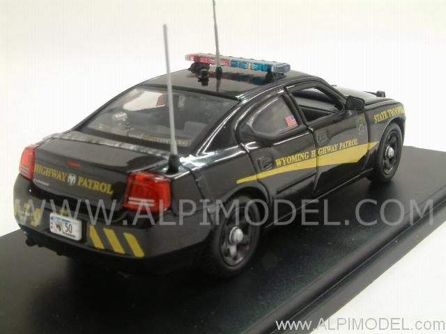 First Response Replicas Dodge Charger Police Package