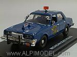 Dodge Diplomat  Michigan State Police by FIRST RESPONSE REPLICAS.