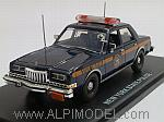 Dodge Diplomat  New York State Police Trooper by FIRST RESPONSE REPLICAS.