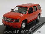 Chevrolet Tahoe  PPV 2001 (Red) by FIRST RESPONSE REPLICAS.
