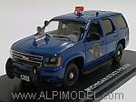Chevrolet Tahoe  Michigan State Police by FIRST RESPONSE REPLICAS.
