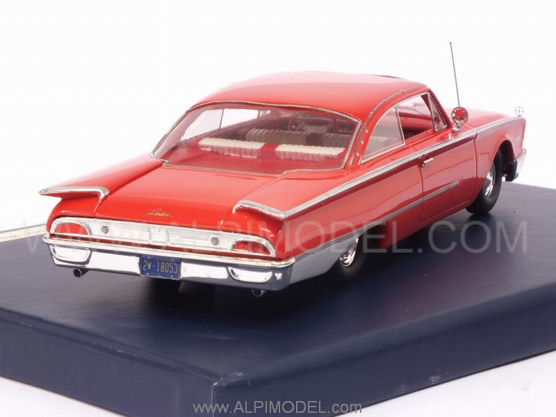 Genuine Ford Parts Ford Galaxy Starliner 1960 Red 1 43 Scale Model