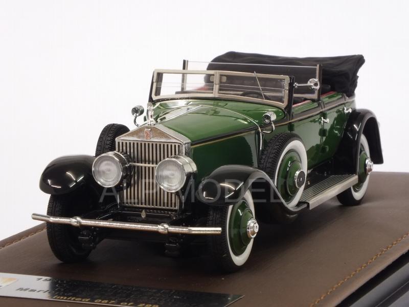 Royce Royce >> glm-models Rolls Royce Phantom Convertible Sedan Hibbard-Darrin 1930 Marlene Dietrich (1/43 ...