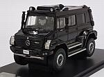 Mercedes Unimog U5000 SUV 2012 (Black) by GLM MODELS