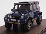 Mercedes G550 4x4-2 2016 (Blue) by GLM MODELS