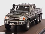 Toyota Landcruiser FJ79 MDT Southern Scorpion 6x6 2014 (Grey Metallic) by GLM MODELS