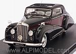 Bentley MkVI Park Ward FHC 1950 (Black) by GLM MODELS