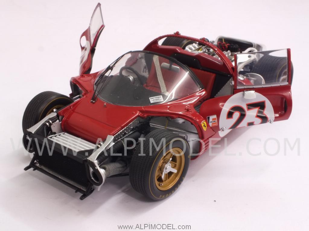 Gmp Ferrari 330 P4 23 Winner Daytona 1967 Bandini Amon