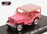 Jeep Surrey CJ3B 1960 Elvis Presley by GREENLIGHT
