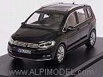 Volkswagen Touran 2016 (Metallic Black) VW Promo by HERPA.