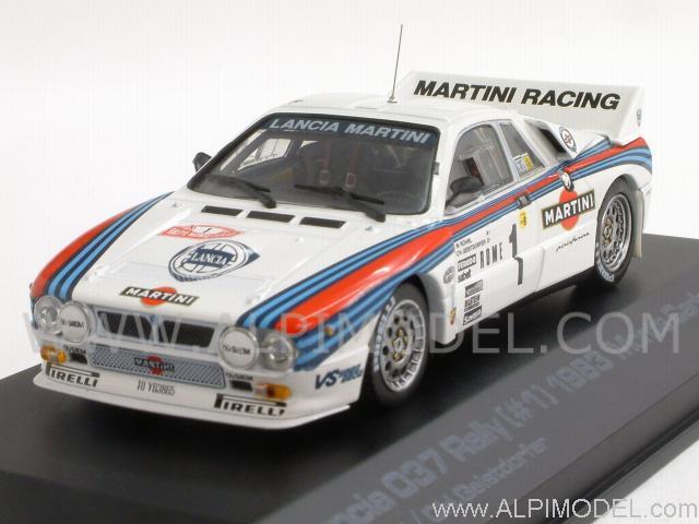hpi-racing lancia 037 #1 winner rally monte carlo 1983 roehrl
