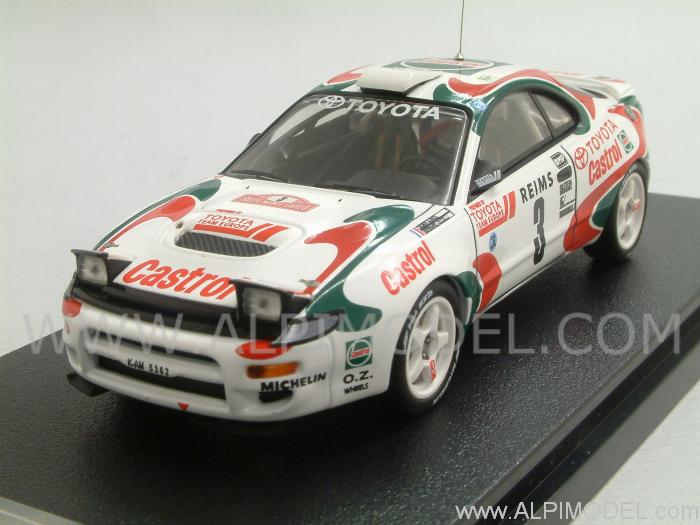 Hpi Racing Toyota Celica Turbo 4wd 3 Rally Monte Carlo