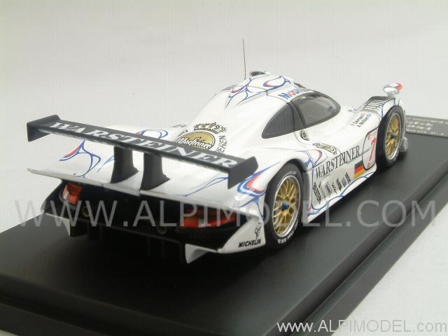 hpi porsche 911 gt1 porsche 911 gt1 test car 1998 hpi racing 1 43 8081 top price hpi racing. Black Bedroom Furniture Sets. Home Design Ideas