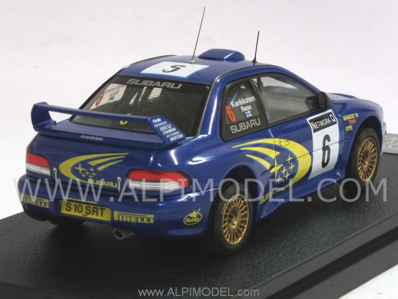 Hpi Racing Subaru Impreza Wrc 6 Rally Great Britain 1999