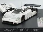 Jaguar XJR9 Plain Color White by HPI RACING.