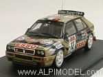 Lancia Delta HF Integrale #12 Rally San Remo 1993  Pianezzola - Roggia by HPI RACING