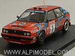 Lancia Delta HF Integrale 16V #1 Winner Rally Sanremo 1989 World Champion Biasion - Siviero by HPI RACING