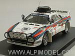 Lancia 037 Rally #7 Rally Safari 1984 Alen - Kivimaki by HPI RACING