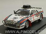 Lancia 037 Rally #3 Rally Safari 1986 Alen - Kivimaki by HPI RACING