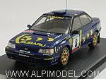 Subaru Legacy RS #8 Rally Portugal 1993 Alen - Kivimaki by HPI RACING.