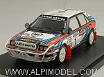 Lancia Delta HF Integrale 16V #1 Rally Safari 1991 Recalde - Christie by HPI RACING.