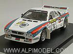 Lancia 037 Rally #10 1000 Lakes 1984 Toivonen - Piironen by HPI RACING