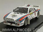 Lancia 037 Rally #5 1000 Lakes 1983 Airikkala - Piironen by HPI RACING
